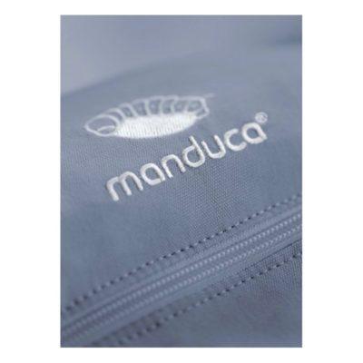 mochila portabebe porteo ergonomico manduca pure cotton