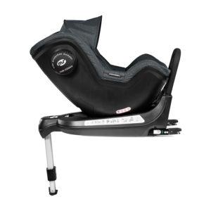 silla auto giratoria swivel 360 ms vaquera